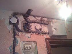 Замена электропроводки в Тольятти