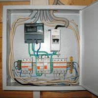 Монтаж, установка, замена, ремонт электрического щитка в Тольятти. Ремонт электрощита Тольятти. Индивидуальный квартирный электрощит в Тольятти